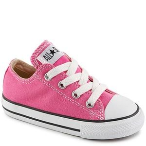 Pink Baby Converse All Star
